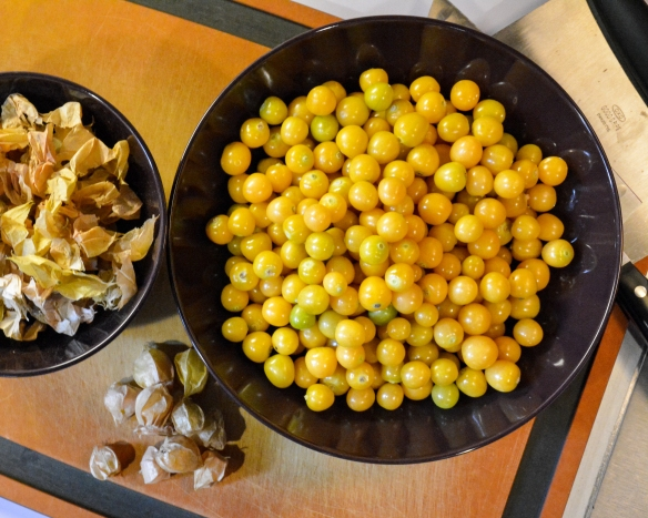 Ground Cherry Jam 2